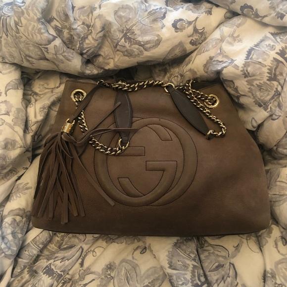 42a319b0e6c57e Gucci Bags | Soho Medium Memorial Day Sale | Poshmark